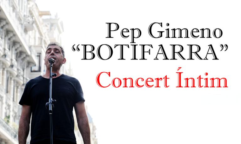 """""""Botifarra"""" – Concierto Íntimo"""