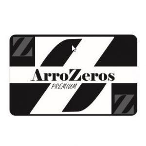 Tarjeta Club ArroZeros