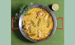 Lee más sobre el artículo 100 kg de arroz DO Valencia se van a Alemania